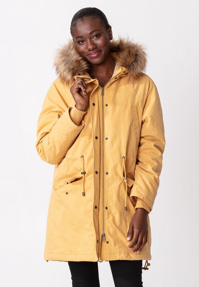 KELLYANNE - Down coat - ltyellow
