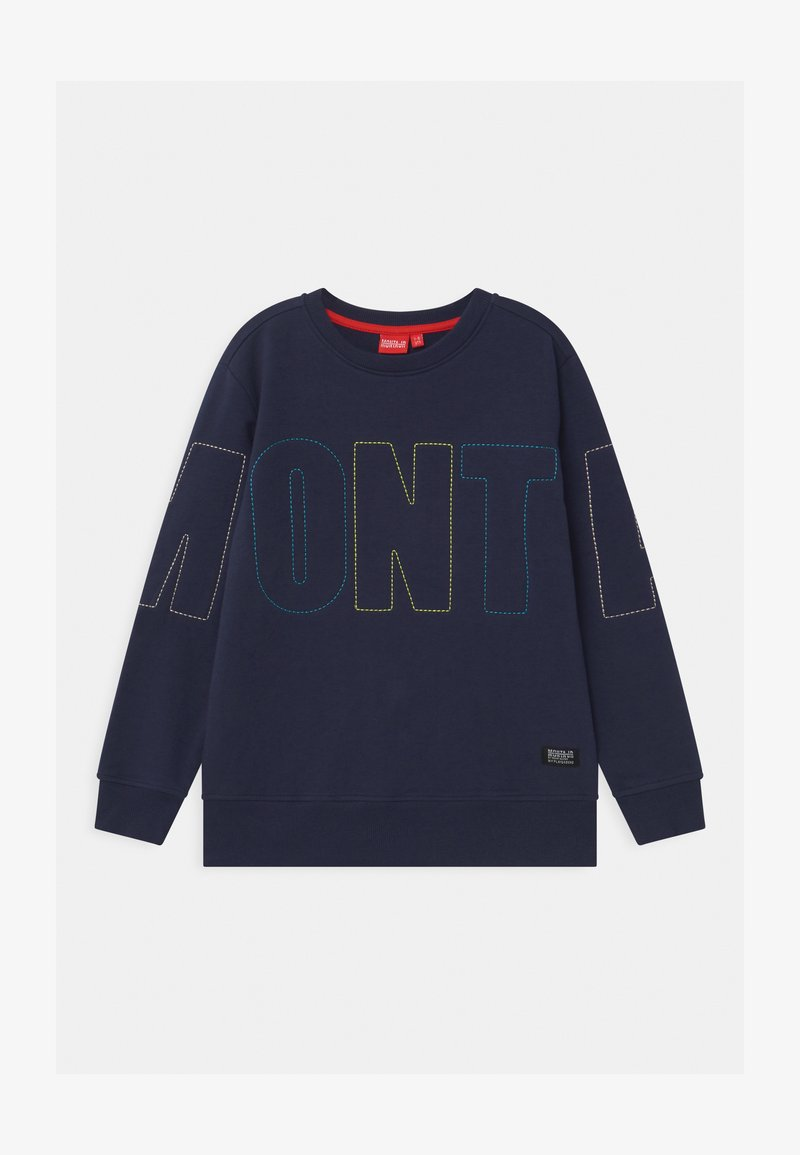 Monta Juniors - CAY UNISEX - Sweatshirt - black iris
