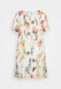 Zizzi - MILUNA DRESS - Denní šaty - snow white - 1