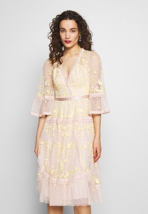 PENNYFLOWER DRESS - Cocktailkleid/festliches Kleid - pink
