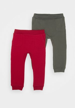 NBMKAU PANT 2 PACK - Trousers - jester red