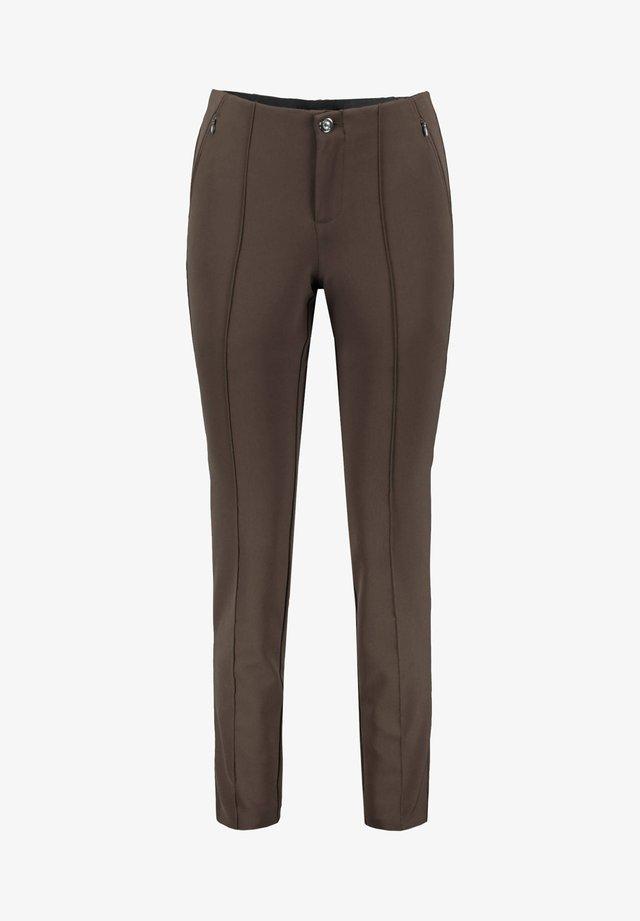 ANNA  - Trousers - braun