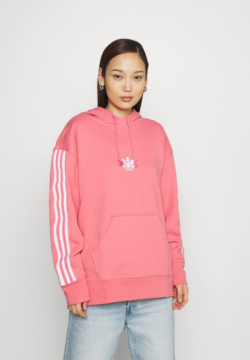 adidas Originals - HOODIE - Sweatshirt - hazy rose