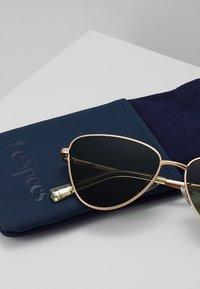 Le Specs - ECHO - Sunglasses - matte gold-coloured/ khaki - 3