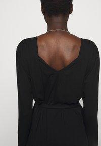 Vivienne Westwood - PANEGA DRESS - Jersey dress - black - 4