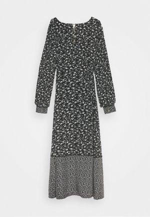 CUNANCY DRESS - Denní šaty - black