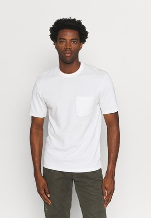 RYE LANE POCKET TEE - T-shirt basic - enamel