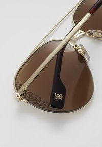 Burberry - Solbriller - light gold - 4