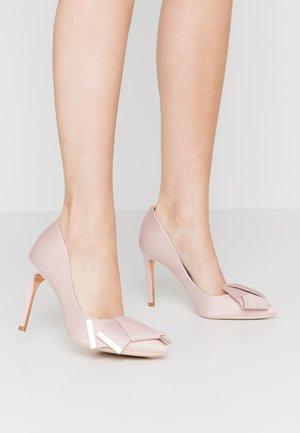 IINESI - High heels - nude/pink