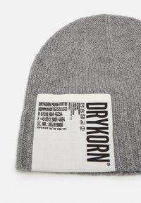 DRYKORN - DRIGUS UNISEX - Muts - grey - 2