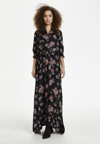 Kaffe - Maxi dress - black - 0