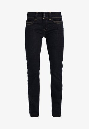 VENUS - Džíny Straight Fit - dark denim