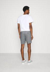 Selected Homme - SLHPETE STRING CAMP - Shorts - light grey melange - 2