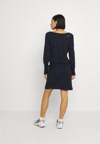 Ragwear - PENELOPE - Jersey dress - navy - 2
