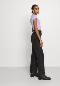 Dr.Denim - ECHO - Jeans straight leg - concrete black - 3