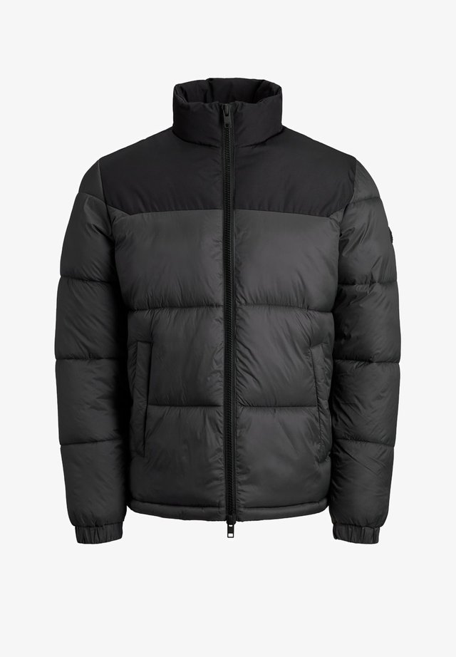 Winter jacket - asphalt