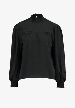 ONLRUBIA SMOCK - Blouse - black