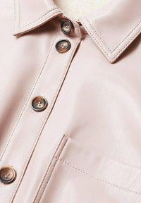 Mango - NASTIA - Button-down blouse - rosa pastel - 5