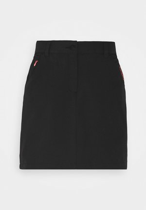 BEDRA - Sports skirt - anthracite