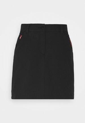 BEDRA - Sports skirt - anthracite