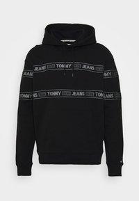 Tommy Jeans - TONAL  - Hoodie - black - 3