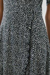 PULL&BEAR - Robe d'été - black - 4