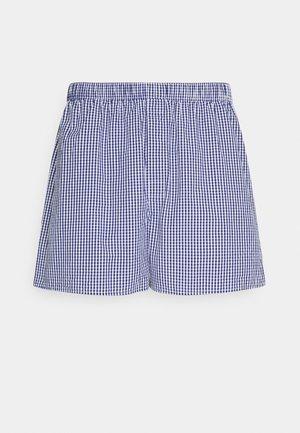BOXER SHORTS - Boxer shorts - blue