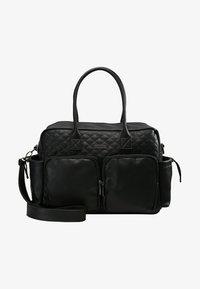 Kidzroom - VISION OF LOVE DIAPERBAG - Baby changing bag - black - 6