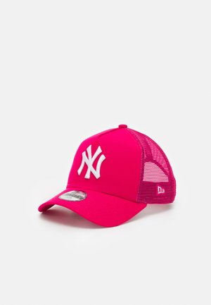 TONAL TRUCKER NEW YORK YANKEES UNISEX - Pet - pink