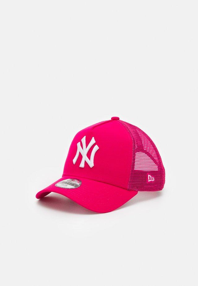 TONAL TRUCKER NEW YORK YANKEES UNISEX - Cappellino - pink