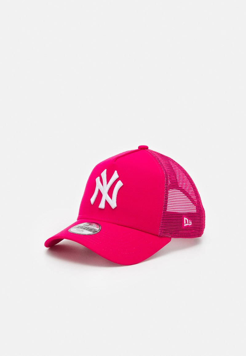 New Era - TONAL TRUCKER NEW YORK YANKEES UNISEX - Cap - pink
