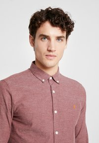 Farah - STEEN  - Shirt - dark mauve - 4