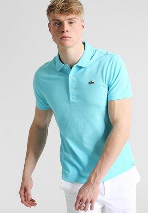 Polo shirt - haiti blue