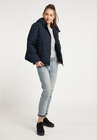 myMo - Winter jacket - marine - 1