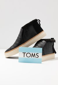 TOMS - PAXTON - Ankle boots - black - 7