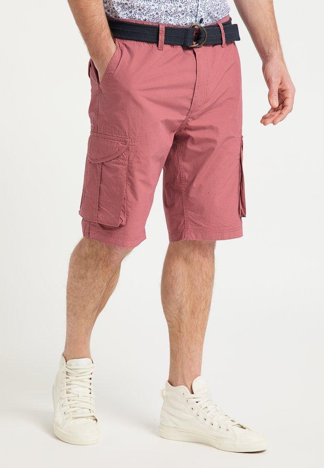 Shortsit - light maroon