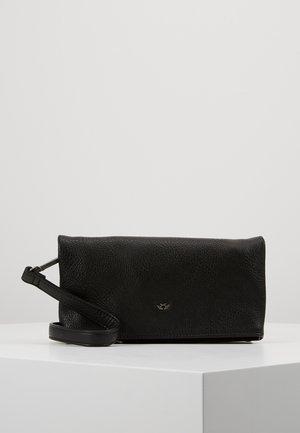 RONJA SMAL - Taška spříčným popruhem - black
