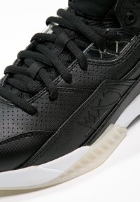 K1X - ANTI GRAVITY - Zapatillas altas - black/white/red - 5