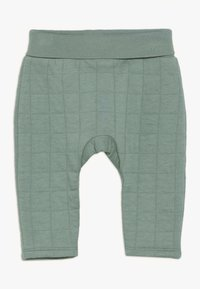 Cotton On - RORY TRACKPANT BABY - Tygbyxor - stormy sea - 0