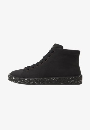 COURB - High-top trainers - black