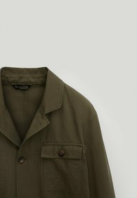 Massimo Dutti - Summer jacket - green - 2