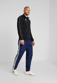 adidas Performance - CORE ELEVEN FOOTBALL TRACKSUIT JACKET - Kurtka sportowa - balck/white - 1