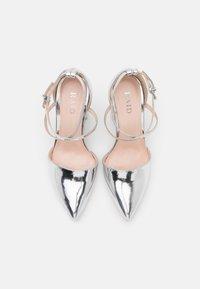 RAID - KATY - High heels - silver mirror - 4