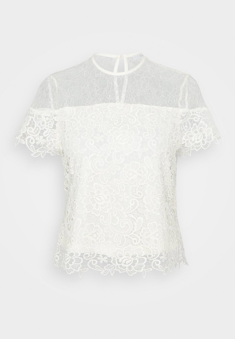 VILA PETITE - VIJUANA - T-shirts med print - cloud dancer