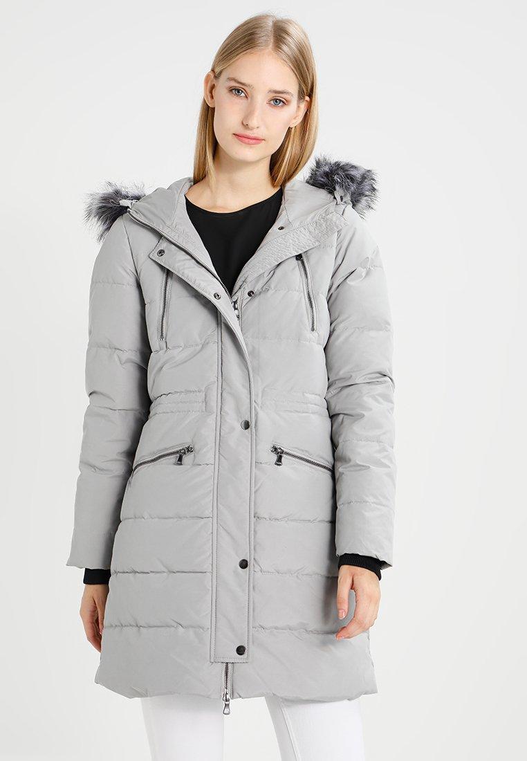 YAS - YASABIGAIL  - Down coat - drizzle