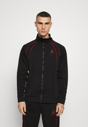 JUMPMAN AIR SUIT - Summer jacket - black/gym red