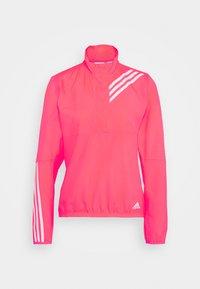 RUN IT JACKET - Sports jacket - pink