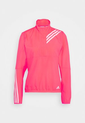RUN IT JACKET - Chaqueta de deporte - pink