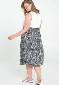Paprika - A-line skirt - marine - 2
