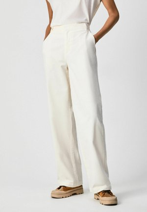 NOA - Trousers - blanco off